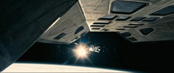 """Escena de """"Interstellar""""."""