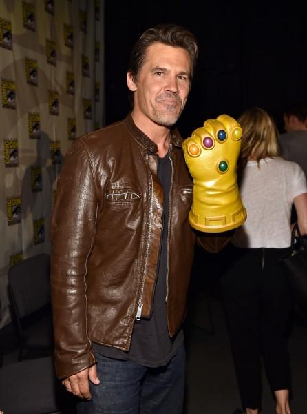 John Brolin hace la voz y gesticulaciones de Thanos.