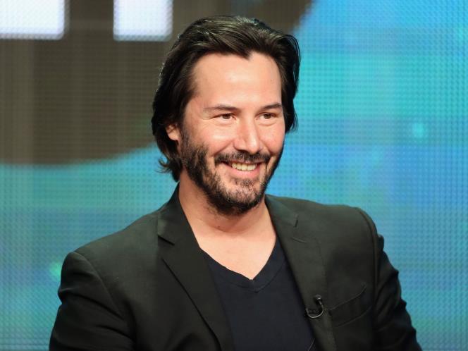 """Keanu Reeves protagonizará y producirá la serie de TV """"Rain""""."""