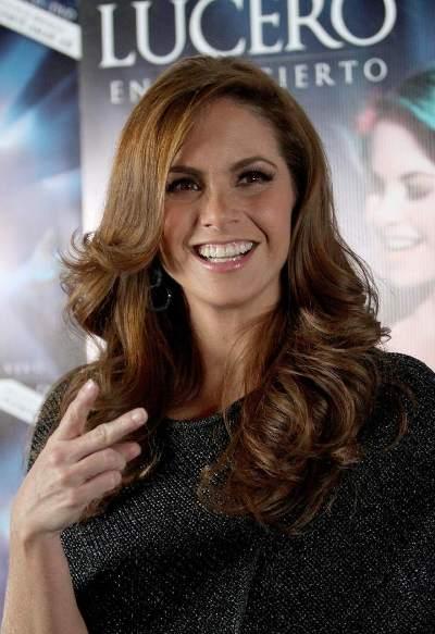 """Lucero protagoniza la telenovela """"Por ella soy Eva""""."""
