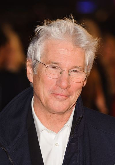 "Richard Gere protagoniza los filmes por estrenar ""The Second Best Exotic Marigold Hotel"" y ""Franny""."