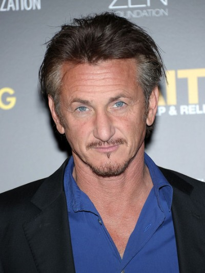 "Sean Penn protagoniza el film por estrenar ""The Gunman""."