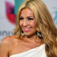 Thalía celebra sus 43 años de edad