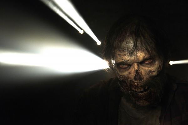 "Escena de la 5ta. temporada de ""The walking Dead""."