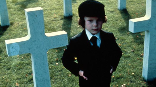 """Imagen de """"The Omen"""" de 1976."""