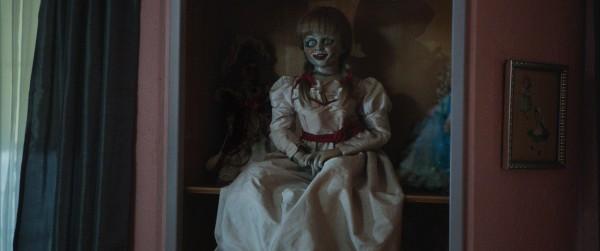 """Escena de """"Annabelle""""."""