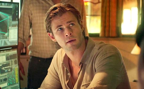 "Chris Hemsworth es Nicholas Hathaway en ""Blackhat""."