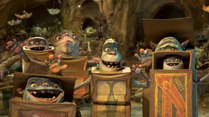 "Escena de ""The Boxtrolls""."