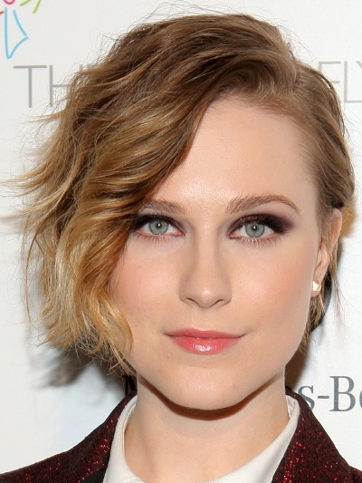 """Evan Rachel Wood actúa en el film por estrenar """"Into the Forest"""" y actualmente filma """"Westworld""""."""