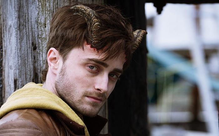 """Daniel Radcliffe es Ig Perrish en """"Horns""""."""
