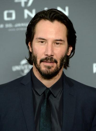 """Keanu Reeves protagoniza las películas por estrenar """"John Wick"""" y """"Knock, Knock"""". Ahora filma """"The Whole Truth""""."""
