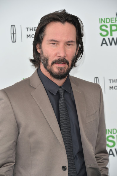 "Keanu Reeves será productor de la serie de TV de acción y ciencia ficción ""New Angels""."