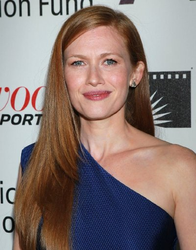 "Mireille Enos protagoniza la serie de TV ""The Killing"" y actúa en el film ""If I Stay""."