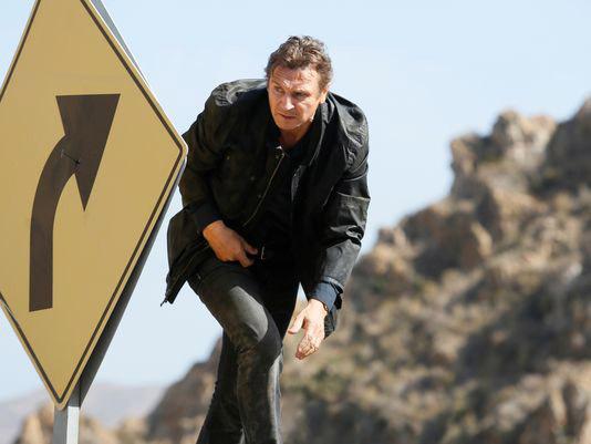 """Liam Neeson en """"Taken 3""""."""