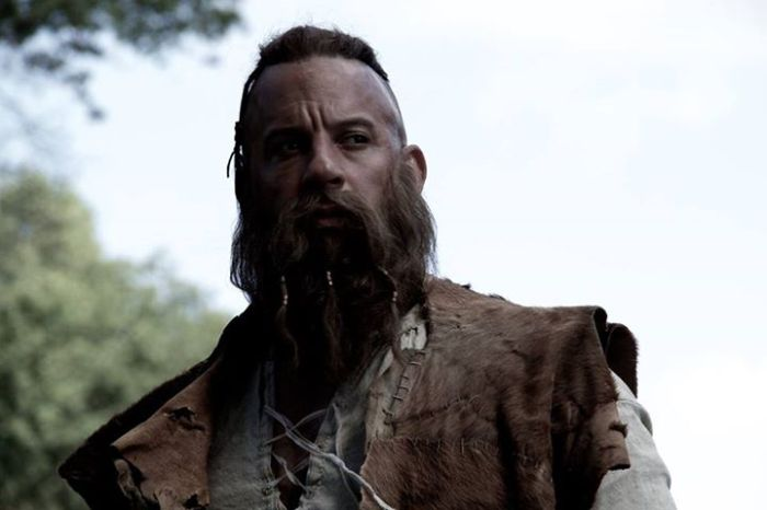 """Vin Diesel en """"The Last Witch Hunter""""."""