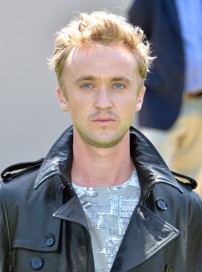 """Tom Felton actúa en la serie de TV """"Murder in the First"""" y en el film por estrenar """"Against the Sun"""". Ahora filma """"Clavius""""."""