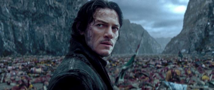 "Luke Evans en ""Dracula Untold""."