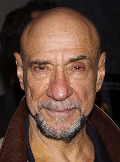 """F. Murray Abraham actúa en las series de Tv """"Louie"""" y """"Homeland""""."""