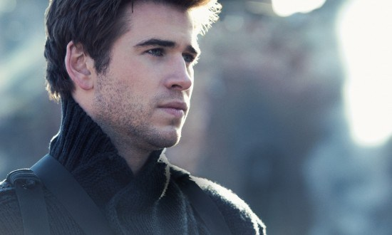 "Liam Hemsworth es Gale Hawthorne en ""The Hunger Games: Mockingjay - Part 1""."