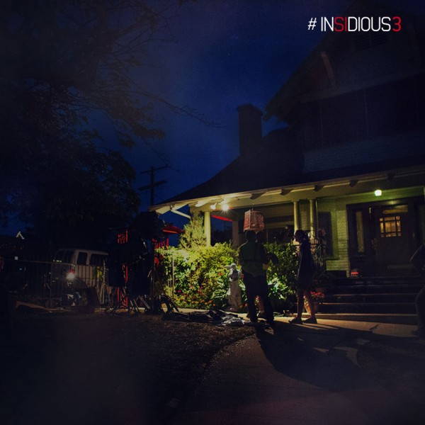 """Vista de la casa que funge de escenario en """"Insidious: Chapter 3""""."""