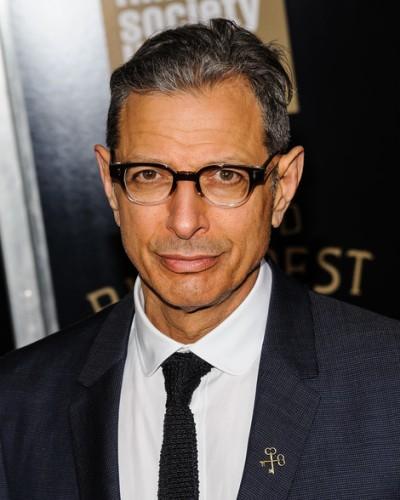 """Jeff Goldblum actúa en la serie de TV """"Portlandia"""" y en el film por estrenar """"Mortdecai""""."""