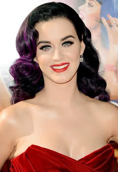 """Katy Perry puso su voz en las películas """"The Smurfs"""" y """"The Smurfs 2""""."""