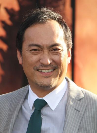 """Ken Watanabe protagoniza el film por estrenar """"The Sea of Trees""""."""