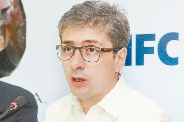 Antonio Genneri, Presidente Ejecutivo de Lantica Media.