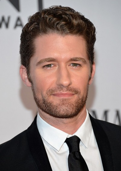 "Matthew Morrison protagoniza la serie de TV ""Glee"" y estará en cines con ""After the Reality"" y ""Tulip Fever"". Ahora filma ""Broadway 4D""."