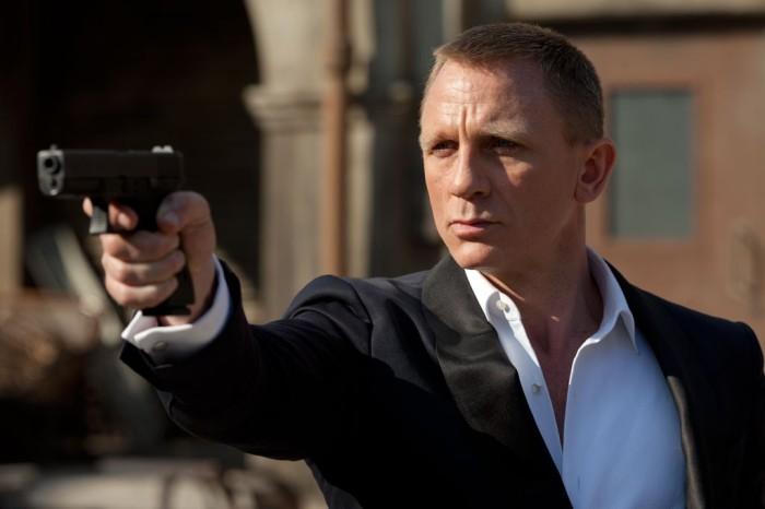 """Daniel Craig en una escena de """"Skyfall"""" de 2012."""