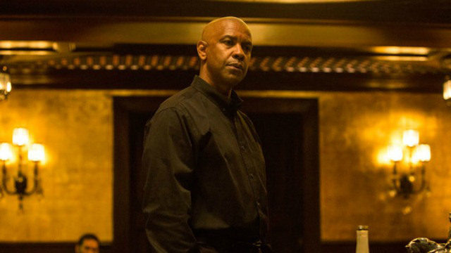 "Denzel Washington es Robert McCall en ""The Equalizer""."