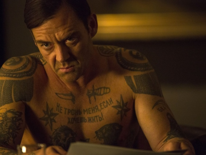 "Marton Csokas es Teddy en ""The Equalizer""."
