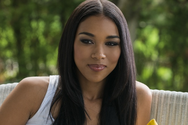 "Alexandra Shipp protagoniza  ""Aaliyah: The Princess of R&B""."