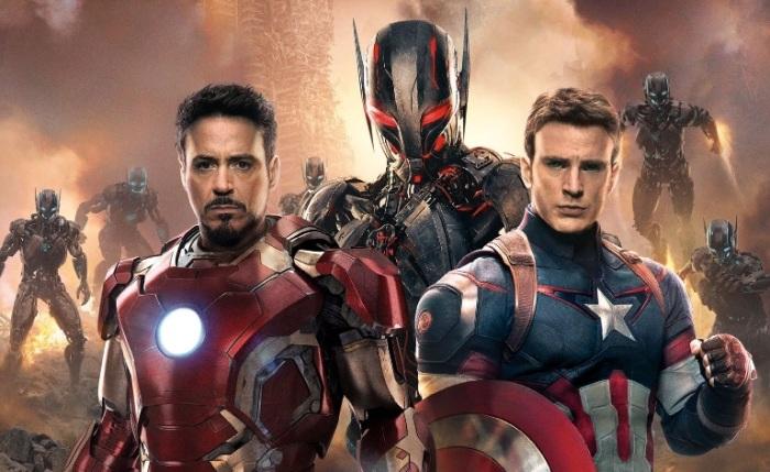 """Imagen promocional de """"Avengers: Age of Ultron""""."""