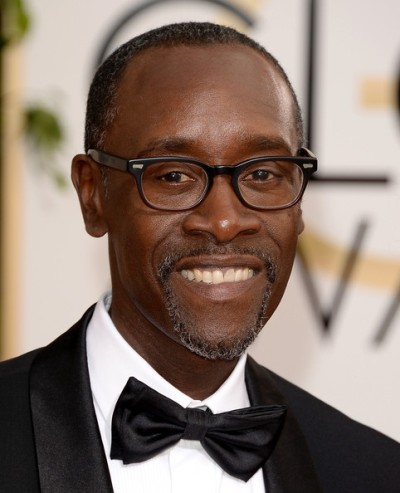 "Don Cheadle proragoniza la serie de TV ""House of Lies"" y estará en cines con ""Avengers: Age of Ultron"". Ahora filma ""Miles Ahead""."