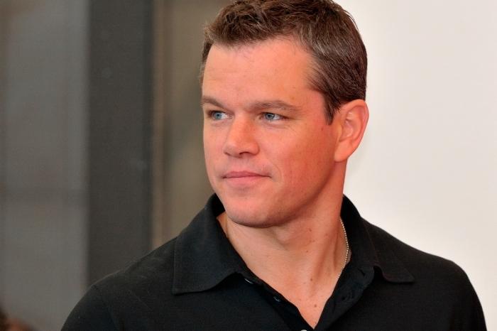 "Matt Damon protagonizará film ""000""."