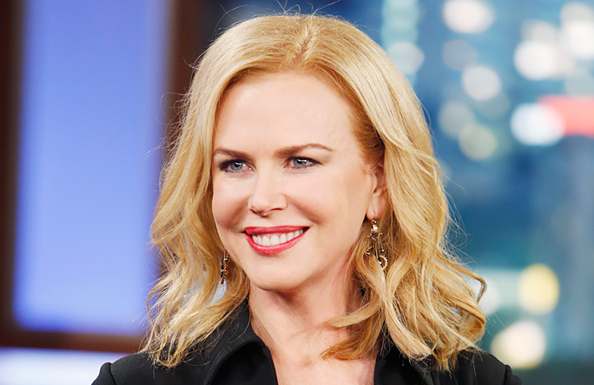 "Nicole Kidman protagonizará la serie de TV ""Big Little Lies""."