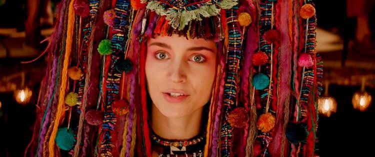 "Rooney Mara es Tiger Lily en ""Pan""."