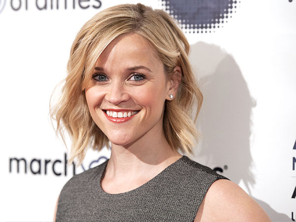 "Reese Witherspoon protagonizará y producirá serie de TV ""Big Little Lies""."