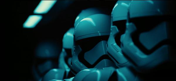"Escena de ""Star Wars: Episode VII - The Force Awakens""."