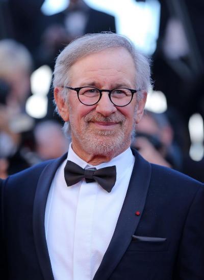 """Steven Spielberg actualmente produce el film por estrenar """"Jurassic World"""" y la serie de TV en proceso de filmación """"The Whispers""""."""