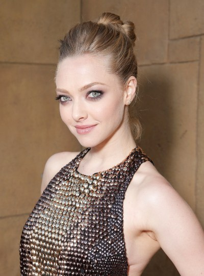 "Amanda Seyfried actúa en las películas por estrenar ""Fathers and Daughters"", ""Ted 2"" y ""Pan""."