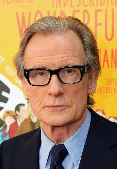 "Bill Nighy protagoniza las películas por estrenar ""The Second Best Exotic Marigold Hotel"" y ""Dad's Army"". Ahora filma ""Payne & Redemption"" y ""Norm of the North"" (voz)."