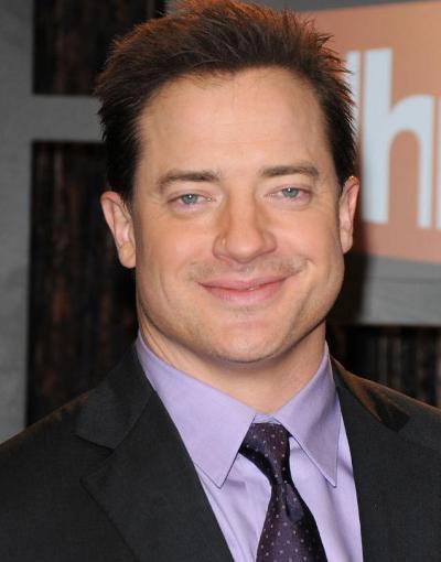 """Brendan Fraser protagoniza el film """"Gimme Shelter"""" y la película de TV por estrenar """"Texas Rising""""."""