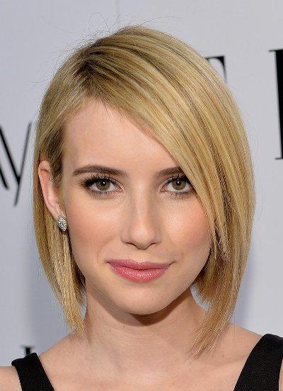 "Emma Roberts protagonizará serie ""Scream Queens""."