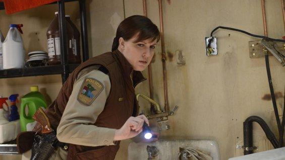 """Allison Tolman en """"Fargo""""."""