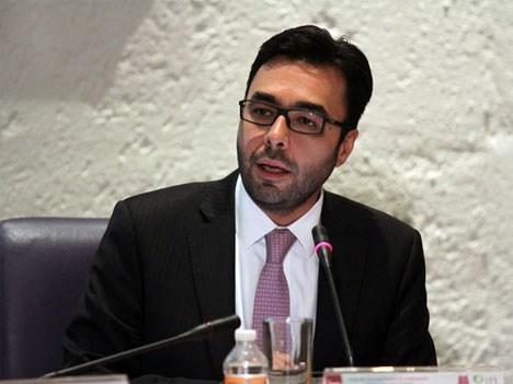 Gabriel Contreras, presidente del IFT de México.