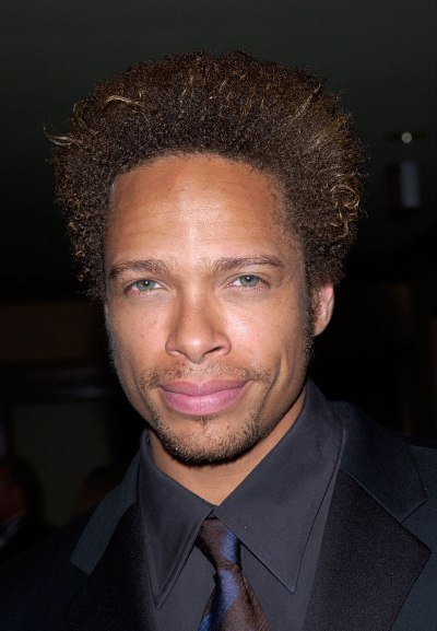 "Gary Dourdan actúa en la serie de TV ""Being Mary Jane""."