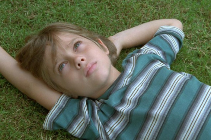 "Escena de ""Boyhood""."