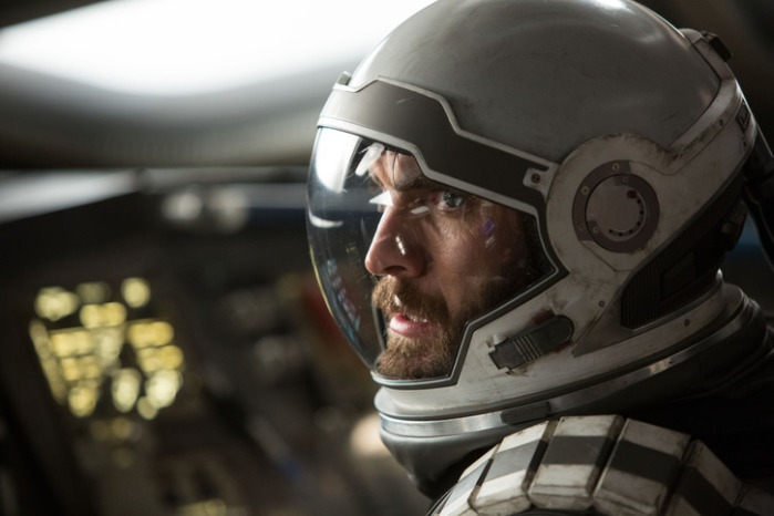 "Wes Bently es Doyle en ""Interstellar""."